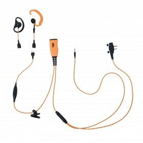Icom ProEquip 4-i-1 headset + mobil