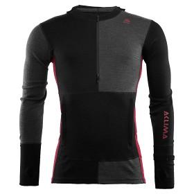 Aclima WarmWool Hood Sweater W/Zip