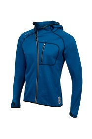 Aclima WoolShell jacket blå