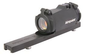 Aimpoint H-2 Leupold QR