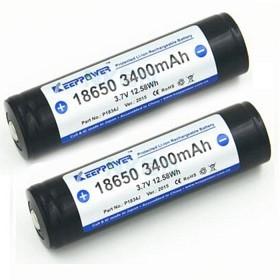 B-Bark Keeppower 3400 mAh Batteri