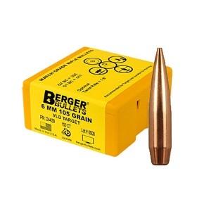 Berger 6mm 105gr VLD Target