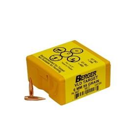 Berger 6 mm 95gr VLD Target
