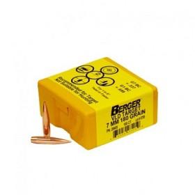 Berger 7mm 180 gr VLD Target