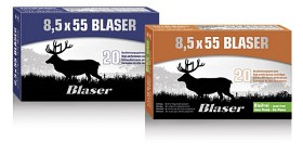 Blaser 8,5x55 CDC 12g Barnes TTSX