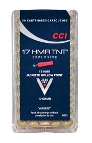 CCI 17HMR TNT