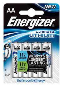 Energizer Ultimate Lithium Batteri - AA