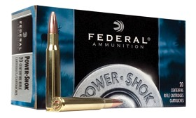 Federal 375 H&H Power-Shok 19,5G
