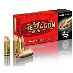 GECO 9mm Hexagon