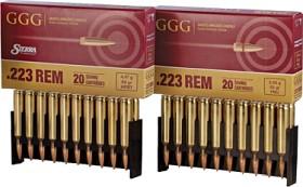 GGG .223 Sierra Match King HPBT 69gr