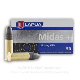 Lapua Midas+ 22LR