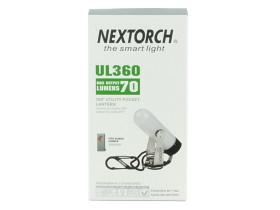 Nextorch Ficklanterna Magnetisk