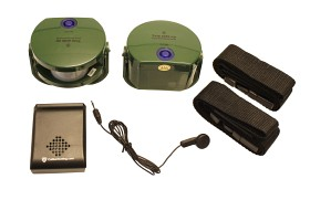 Normark Åtellarm Trådlöst - Dubbla sensorer
