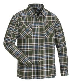 Pinewood Skjorta Härjedalen - Mossgrön