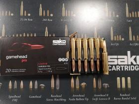 Sako Gamehead Pro 6.5x55