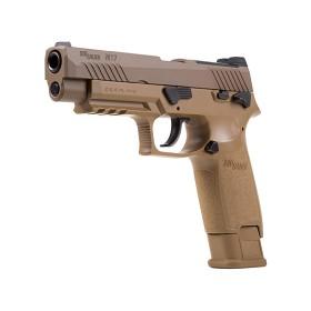 Sig Sauer P320-M17 ASP Coyote Tan 4,5mm Luftpistol