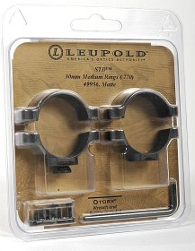 Leupold Std Ring 30mm