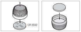 Swarovski Justertorn ink Batteri Z6