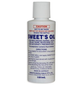 Sweets Oil