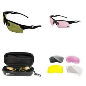 Smith & Wesson M&P Thunderbolt Skytteglasögon 4st Glas