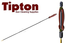 "Tipton Läskstång Deluxe Carbon Cal .22-26 36"""