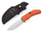 EKA Swingblade G3 Orange Jaktkniv