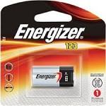 Energizer Batteri - CR123 / EL123