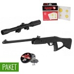 Gamo Delta Fox Junior Paket - 4,5mm