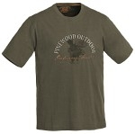 Pinewood Moose Barn T-Shirt