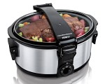 Hamilton Beach Stay Or Go® Slow Cooker 5.5 L