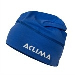 Aclima LightWool Beanie - Dazzling Blue