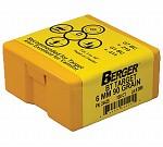 Berger Kula BT Target 6mm 90gr  1000 Pack