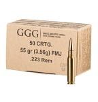 GGG .223 FMJ 55gr