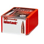 Hornady Kula Interlock RN 6,5mm 160gr