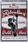 Hornady Reloading Redzone Skylt