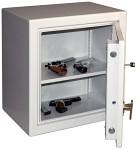 Pistolskåp 62kg - nyckel - SS3492