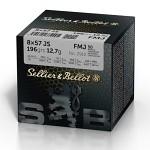Sellier&Bellot 8x57JS FMJ 196gr