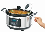 Hamilton Beach Set 'n Forget® Slow Cooker 4.7 L