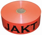 Snitselband Orange Jakt 100 m