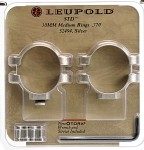 Leupold Std Ring 30mm silver
