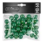 Umarex Markerande Plastkulor, grön .68 Till T4E 50-Pack