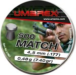 Umarex Match 4,5mm 500 pack