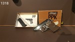 Walther PPK 7,65mm (Nr.1318)