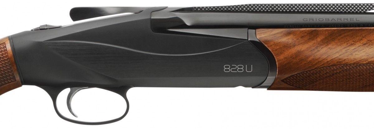 Benelli 828U Black Vänster