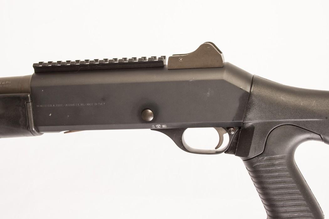 Benelli M4 Black Teleskopkolv Hagelgevär