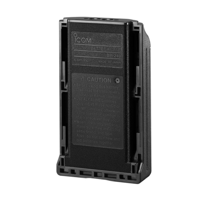 Icom Batterikassett BP-240 (PH Advanced)