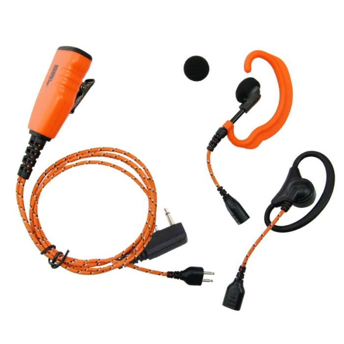 Icom ProEquip 3-i-1 headset
