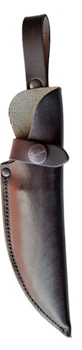 Knivslida i Läder för Eka Swingblade