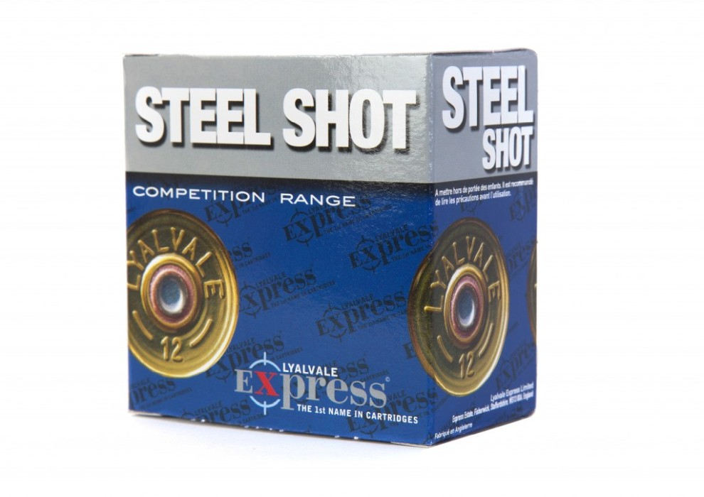 Lyalvale Steel Competition 24g US7 12/70 250st