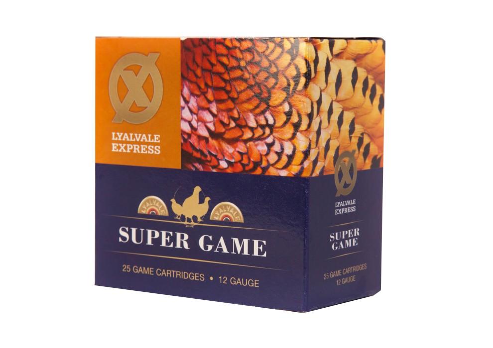 Lyalvale Super Game 42g 12/70 US 1/3/5